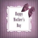 Carte du jour de mère Photos libres de droits