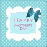 Carte du jour de mère Image libre de droits