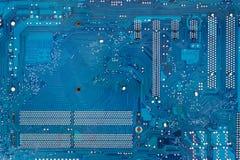 Carte en tant que fond électronique Photographie stock