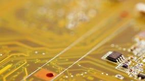 Carte, fond électronique de technologie clips vidéos
