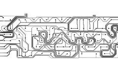 Carte PCB Photo libre de droits