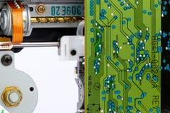 Carte PCB de circuits électroniques, carte électronique image libre de droits
