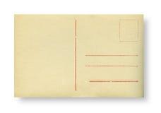 Carte postale photographie stock