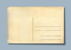 Carte postale photos libres de droits