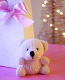 Carte postale de Noël Photo stock