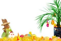 Carte postale de Pâques Image stock