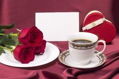 Carte postale le jour de tous les couples Photo stock