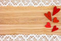 Carte postale pour Valentine Photographie stock libre de droits