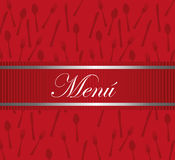Carte restaurant desing Stock Photo