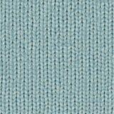 Carte sans couture diffuse de la texture 7 de tissu Turquoise légère Image stock