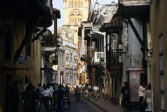 Cartegena Colombia Fotografia Stock