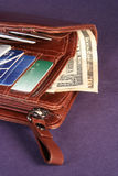 Carteira fotos de stock royalty free