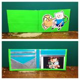 Carteira de Ducktape Fotos de Stock