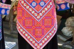 Carteira do tribo do monte de Hmong Imagens de Stock Royalty Free