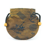 Carteira ou bolsa chinesa Fotos de Stock