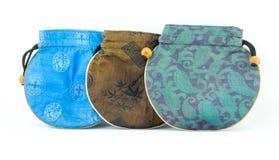 Carteira ou bolsa chinesa Imagens de Stock