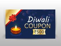 Cartel de Diwali, jefe, bandera o diseño feliz de la tarjeta de felicitación libre illustration