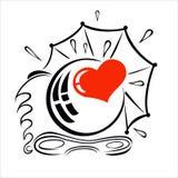 Cartel de la cámara de la foto o logotipo del emblema Imagenes de archivo
