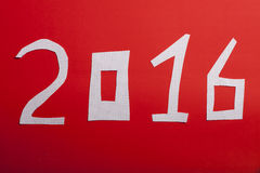 Cartel de la exhibición del año del mono Imagenes de archivo
