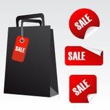 Cartel de la venta Foto de archivo libre de regalías