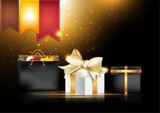 Cartel de las ventas (formato A3) para el comercio al por menor Fotografía de archivo libre de regalías