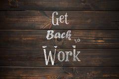 Cartel de motivación: Imagen de archivo libre de regalías