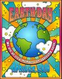 Cartel del Día de la Tierra libre illustration