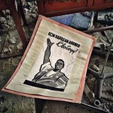 Cartel soviético Foto de archivo