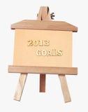 Cartelera 2013 Fotos de archivo libres de regalías