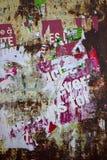 carteles Fotografía de archivo