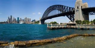 Carter de mils de jour de port de Sydney Photo libre de droits