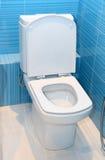 Carter de toilettes Photographie stock