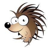 Caráter do Hedgehog Imagens de Stock