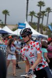 Carter Jones 2013 Tour of California Royalty Free Stock Image