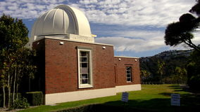 Carter Observatory stockfotografie