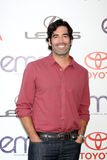 Carter Oosterhouse. LOS ANGELES - OCT 15: Carter Oosterhouse arriving at the 2011 Environmental Media Awards at the Warner Brothers Studio on October 15, 2011 in royalty free stock photos
