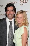 Carter Oosterhouse, Amy Smart Royalty Free Stock Photography