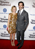 Carter Oosterhouse and Amy Smart Stock Photo