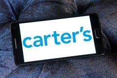 Carter ` s odzieży gatunku logo Obrazy Royalty Free