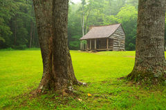 The Carter Shields Cabin Royalty Free Stock Image