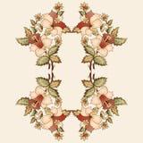 Cartera oriental ocho del diseño de los adornos del otomano ilustración del vector