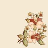 Cartera oriental siete del diseño de los adornos del otomano stock de ilustración