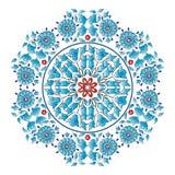 Cartera oriental tres del diseño de los adornos del otomano stock de ilustración