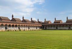Carterhouse of Pavia, cell complex Royalty Free Stock Photos