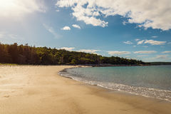Carters Beach Royalty Free Stock Images