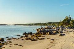 Carters Beach Royalty Free Stock Photo
