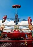 Fun fair. Carters fun fair ... victory dive bomber royalty free stock images