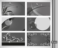 Cartes illustration stock