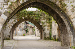 Cartes, Cantabria, Spain. Stock Images