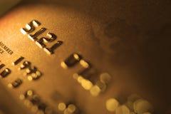Cartes de crédit Images libres de droits